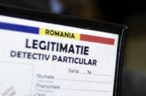 LEGITIMATIE DETECTIV PARTICULARI PRODETECTIVE AGENCY